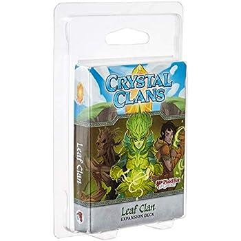 Amazon.com: Clanes de vidrio: hoja Clan expansión Deck: Toys ...