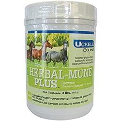 Uckele Herbal-Mune Plus Horse Supplement, 2-Pound