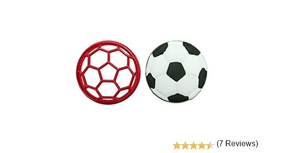 Balón de fútbol molde para galletas: Amazon.es: Hogar