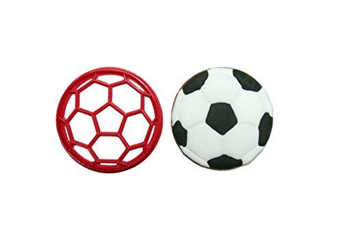 Soccer Ball Cookie Cutter - Cookie Ball Soccer