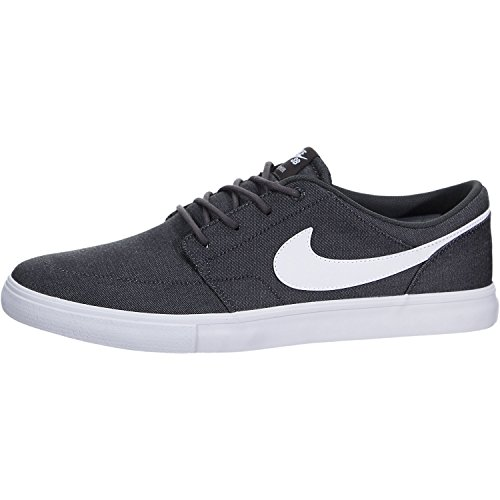 Nike Men's Portmore II Solar Cnvs Skate Shoe