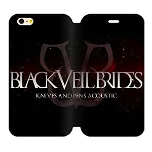 Futefew Mobile Phone Shell Rock Band Black Veil Bride Symbol Pattern Cover Case for Iphone6 4.7