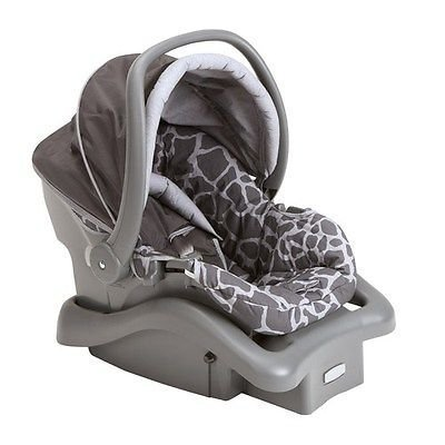 New For Baby Cosco Light N Comfy LX Infant Car Seat in Kimba