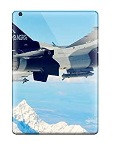Slim Fit Tpu Protector Shock Absorbent Bumper Jet Fighter Case For Ipad Air