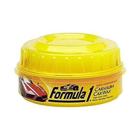 Formula 1 Carnauba Paste Wax 8 oz. 615026