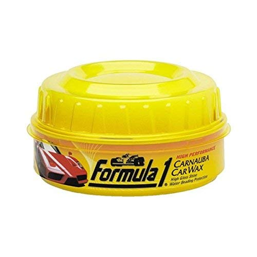 Formula 1 613762 Carnauba Paste Car Wax High-Gloss...