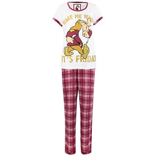 Disney Grumpy Womens' Grumpy Pajamas