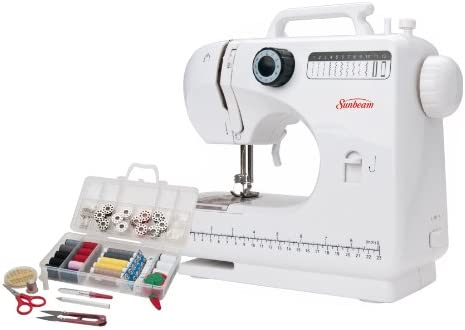 Sunbeam SB1818 Compact Sewing Machine and Sewing Kit by ...