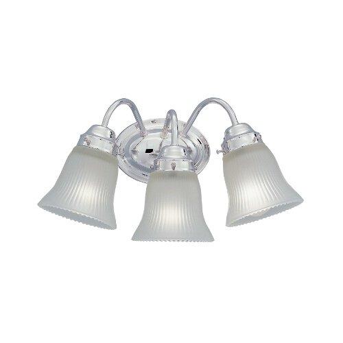Designers Fountain 4413-CH Value Bath/Vanity Bathroom Lighting