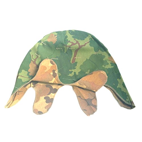 Camo Helmet Cover - Vietnam War US Helmet Cover Soldier Camouflage Reversible Splinter