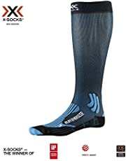 X-Socks Run Energizer Socks, Unisex Adulto