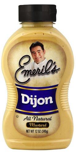 Emeril's All Natural Mustard Dijon -- 12 oz - 2 pc