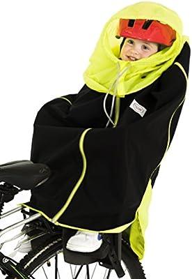 Coverover - universal para asiento de niño para bicicleta ...