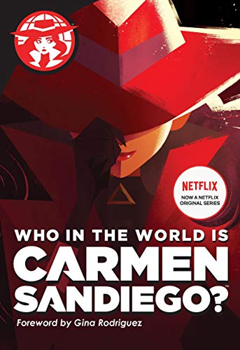 Series Carmen - Who in the World Is Carmen Sandiego?