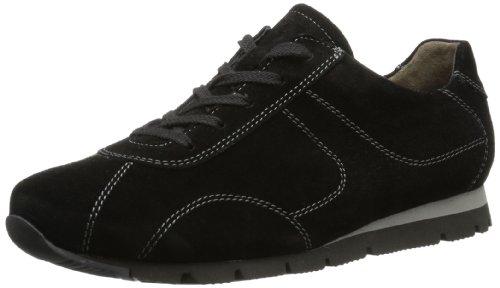 Semler R5013-041-001 Damen Sneaker Schwarz (001 - schwarz)