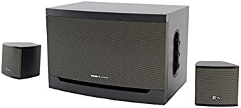 Thonet & Vander RISS 160W 2.1 Ch. Wood Multimedia Audio Speakers