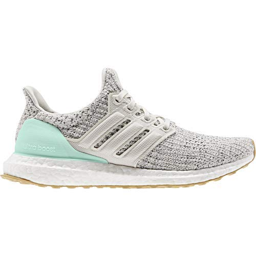 adidas Women's Ultraboost, Clear Mint/raw White/Carbon 6.5 M US