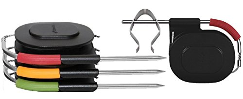 Weber iGrill Probe Master Pack - 3 Meat Probes 1 Ambient Probe