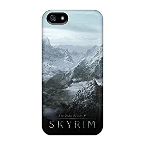 Iphone 5/5s Iqh8707baTV Skyrim Environment Cases Covers. Fits Iphone 5/5s
