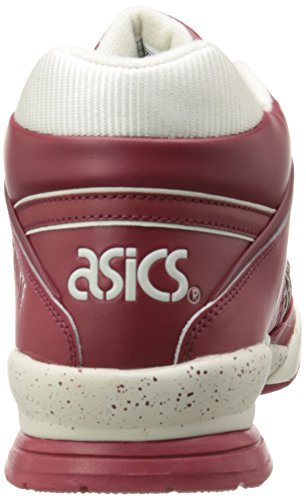 Asics Mens Gel Spotlyte Fashion Sneaker Bordeaux / Bordeaux