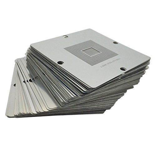 (Whataval 341pcs BGA Reballing Stencils Kit for Laptop Intel NV ATI SIS PS3)