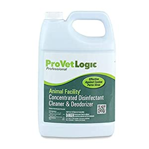 ProVetLogic Animal Facility Disinfectant Gallon 33