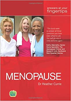 Book Menopause: Answers at Your Fingertips