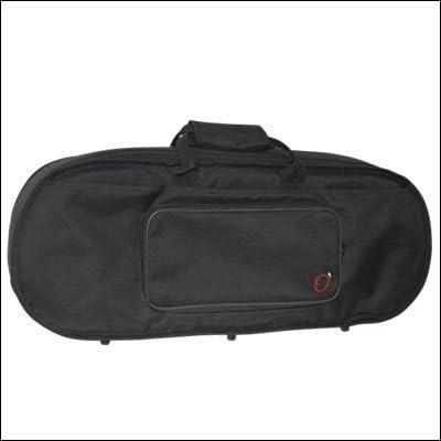Ortola 5261-001 - Funda gaita nylon, color negro