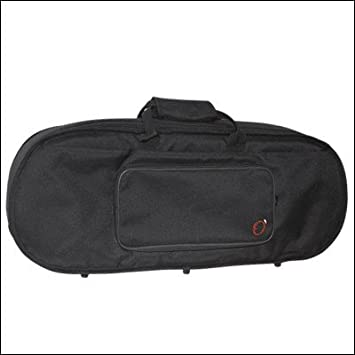 Ortola 5261--001 - Funda gaita nylon, color negro