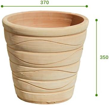 国華園 植木鉢 テラコッタ パキスタン鉢 ディール 大1個