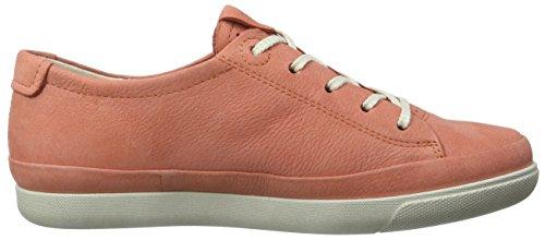ECCO Damara, Zapatos de Cordones para Mujer Rosa (Coral2259)