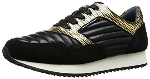 United Nude Women's Runner Fashion Sneaker - Black/Gold -...