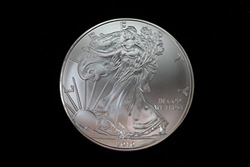 2010 American Eagle 1oz. Silver Dollar Brilliant Uncirculated