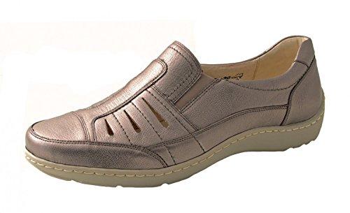 Waldläufer - Zapatos de cordones para mujer multicolor multicolor