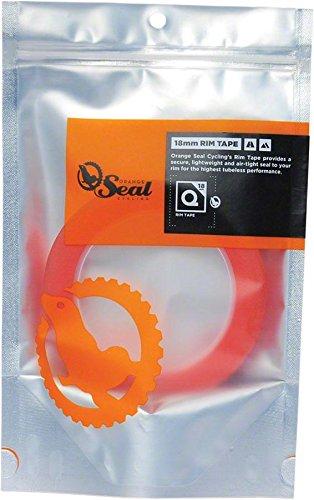 OrangeSealCycling Tubeless Rim Tape, 12-Yards x 18mm