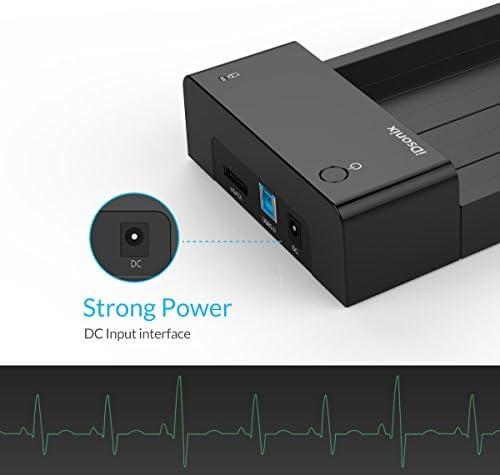 Amazon.com: idsonix eSATA a SATA USB 3.0 SATA III Hard Drive ...