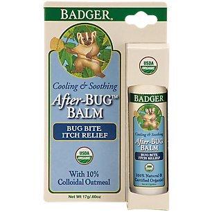 Badger After Bug Balm - Bite Relief Stick - 0.6oz Stick
