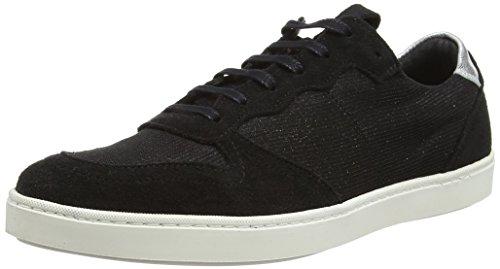 Belmondo Damen 703376 01 Sneaker Schwarz (Nero)