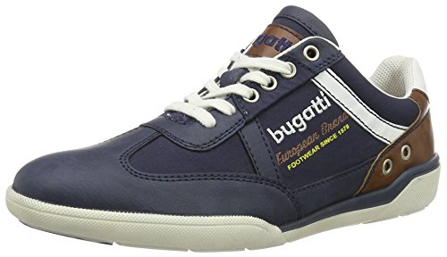 Bugatti Herren K23046n6 Low-Top Blau (navy 423)