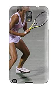 Flexible Tpu Back Case Cover For Galaxy Note 3 - Victoria Azarenka Pictures
