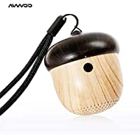 Mini Bluetooth Speaker - AVWOO Wireless Bluetooth Speaker with Enhanced Bass and Built-in Mic, Portable Bluetooth Speaker for Home Outdoor Travel, 10m Wireless Range up to 8 Hours Playtime