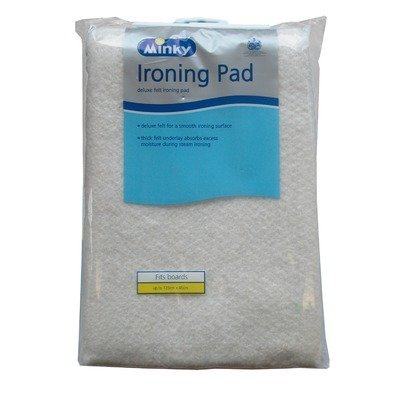 Minky Felt Pad For Ironing Board, Fits Boards up to 49 by 17