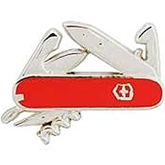 "Swiss Army Knife Pin 1"""