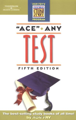 Ace Any Test (HOW TO STUDY SERIES)