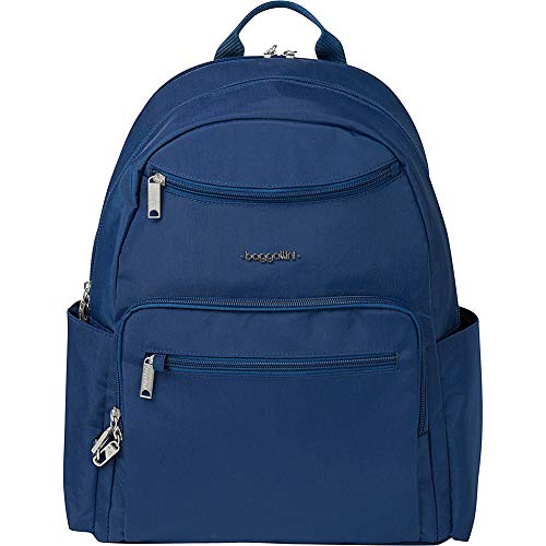 - Baggallini All Over All Over Laptop Backpack, Pacific