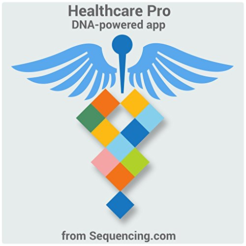 Healthcare Pro | DNA-powered Health App | Analyzes DNA data from any genetic test | PC / Mac / iOS / Android / Linux | Printed Access Code