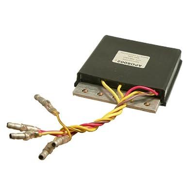Db Electrical Apo6002 Voltage Regulator for Polaris 325 Magnum 425 Xpedition 400 Xplorer 500 Ranger,Sportsman 335,400,Trail Boss 325,Worker 335