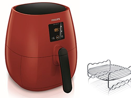 PHILIPS non-flyer plus double layer set Red HD9531 / 62