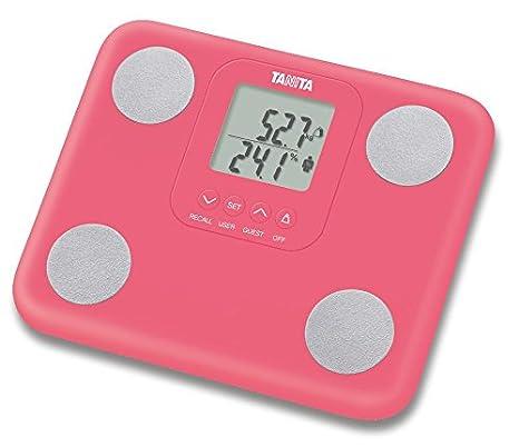 Tanita BC730PK36 Scale, Red