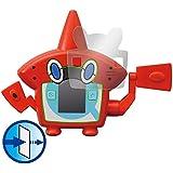 ポケットモンスター ウルトラゲット! ロトム図鑑 用 液晶・本体保護フィルムセット 目に優しい ブルーライトカット液晶保護フィルム OverLay Eye Protector